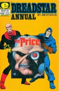 Dreadstar: The Price